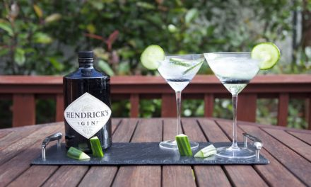 Hendrick's Gin Review