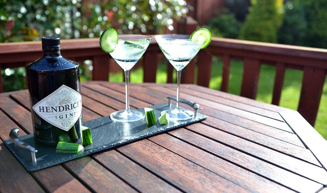 Hendricks Gin Perfect Serve