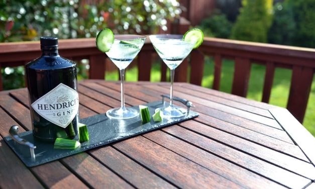 Hendricks Gin Perfect Serve