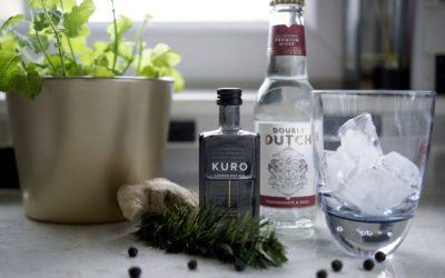 KURO Gin Review