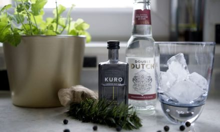 KURO Gin Review