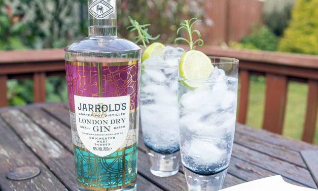 Jarrold's Gin Perfect Serve