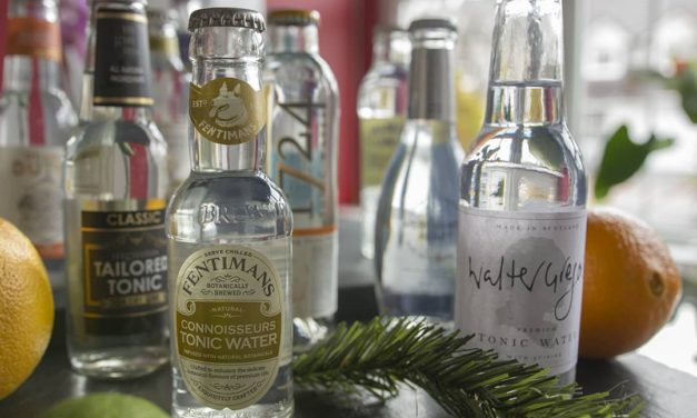 What's the ultimate tonic water for gin?