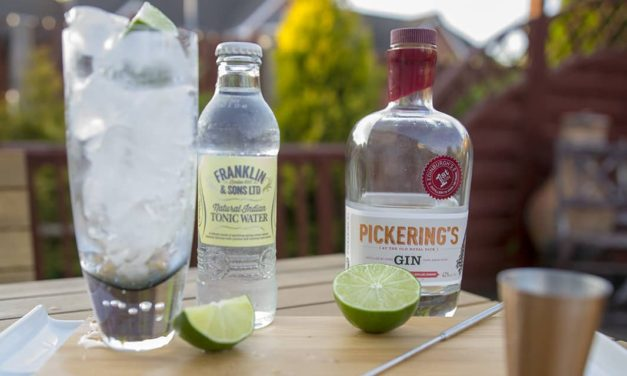 Pickering's Gin Review