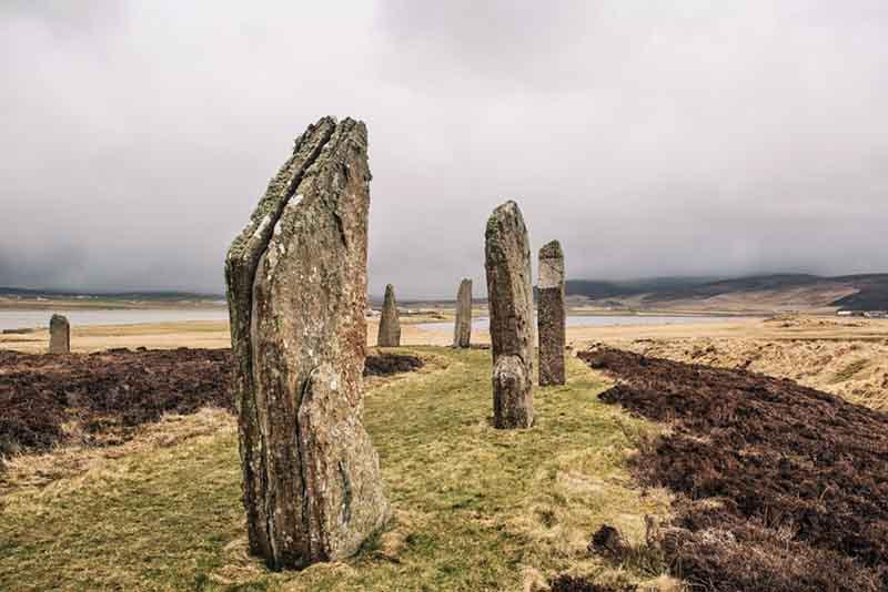 Ring of Brodgar, Orkney © Orkney.com