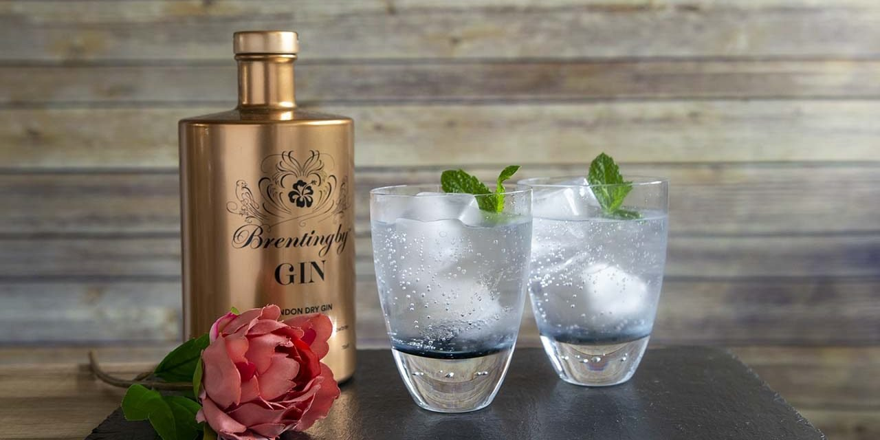 Brentingby Gin Perfect Serve