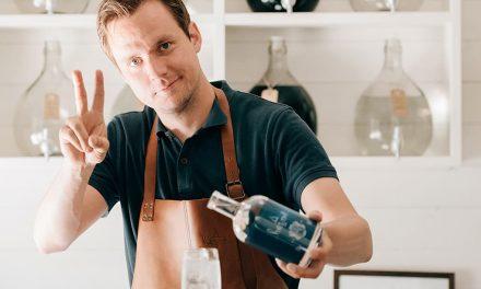 Behind the gin: Jon Hillgren, Hernö Gin