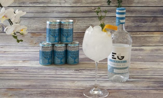 Edinburgh Seaside Gin Review