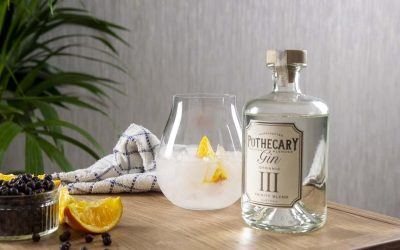 Pothecary Trinity Gin Review