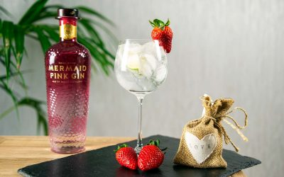 Mermaid Pink Gin Review