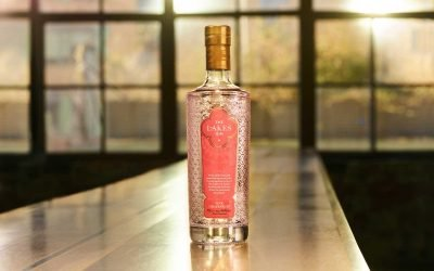 The Lakes Pink Grapefruit Gin Review