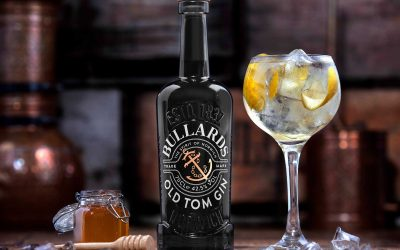 Bullards Old Tom Gin Review