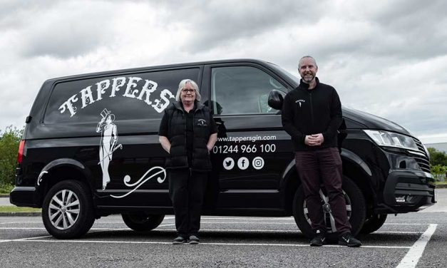 Behind the gin: Steve Tapril, Tappers Gin
